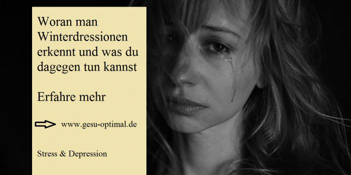 Vorsicht vor Winterdepressionen-