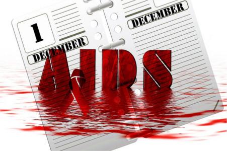 Erster Tag im Dezember ist Welt-Aids-Tag