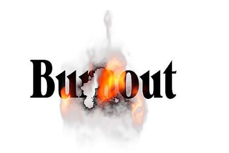 Berufliche Überforderung – Risiko zum Burn-out--.