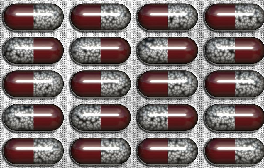 Allergische Reaktion auf Medikamente