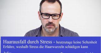 Haarausfall durch Stress - was tun