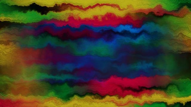 Innere Harmonie und Wohlbefinden stärken mit der Kraft der Farben