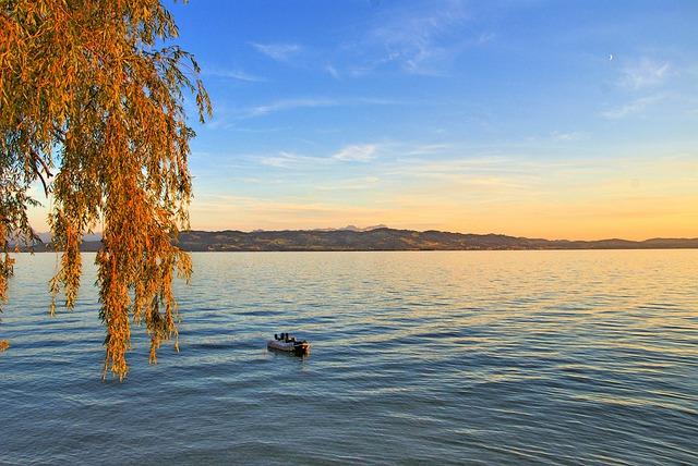 Kurzurlaub am Bodensee - Wassersport und Sightseeing.-