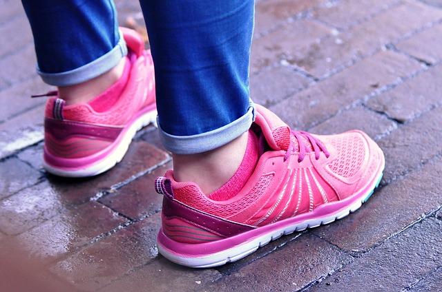 Der perfekte Laufschuh für Damen