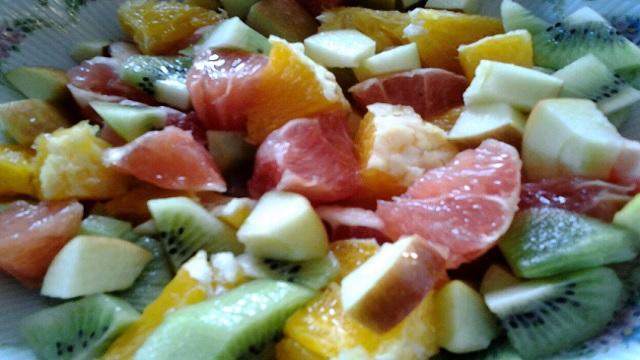 Obstsalat – vitaminreich und ideal für die Figur