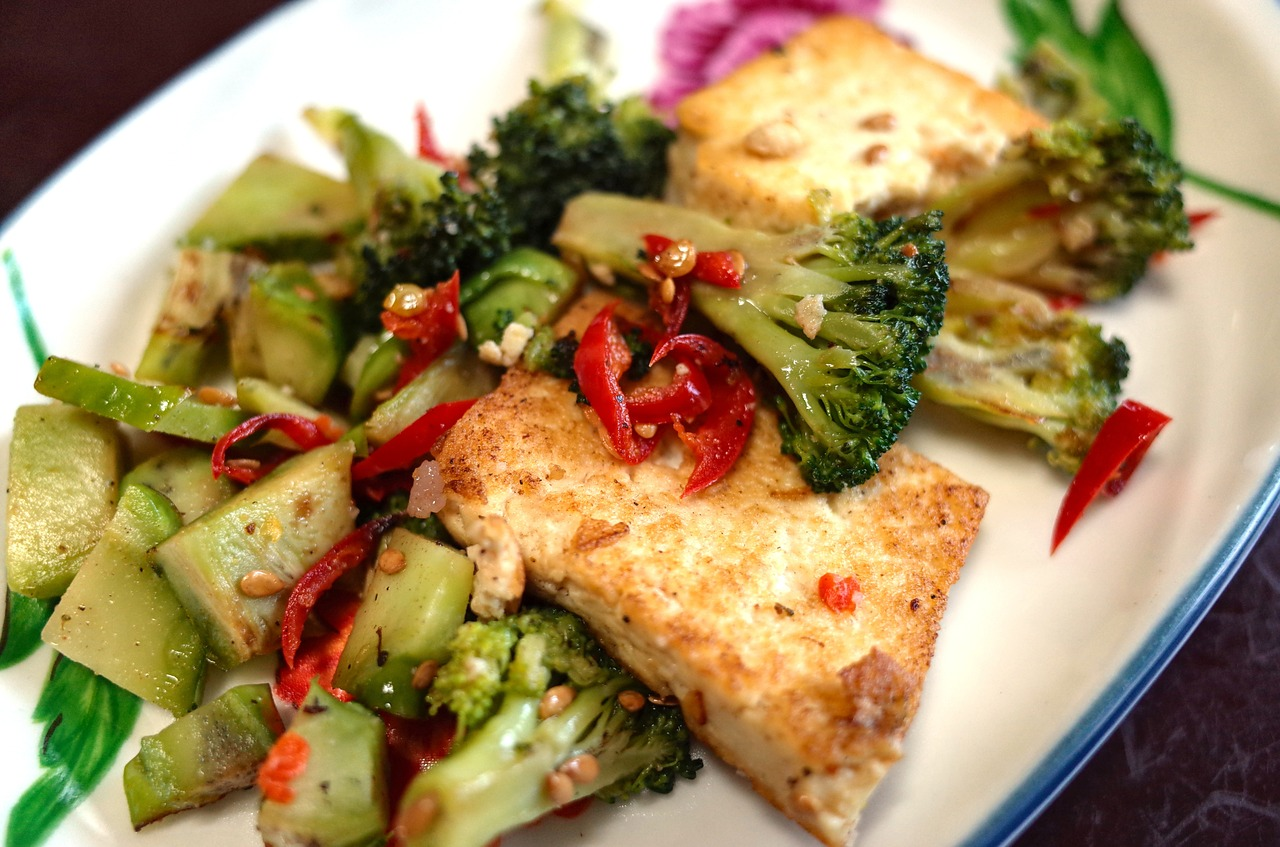 Vegetarische Fleischersatzprodukte - was ist drin