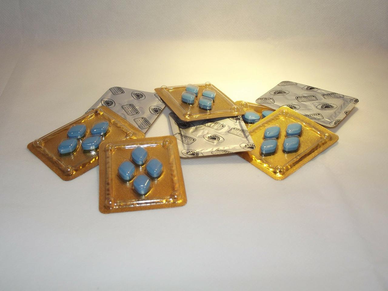 Diese Medikamente helfen gegen Impotenz