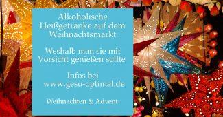 Weihnachtsmarkt - Warum Glühwein nur kurz wärmt