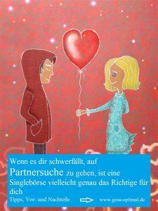 Singleleben satt – Partnersuche bei Online Singlebörsen