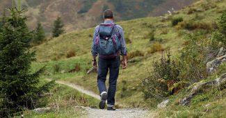 Wann entscheiden Sie sich fürs Wandern