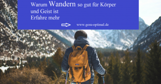 Wandern - So gut tut es Körper und Geist