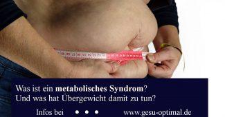 Metabolisches Syndrom vermeiden – doch wie