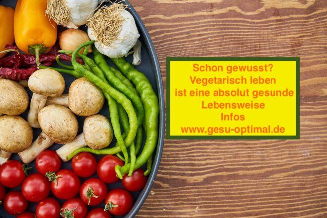 """>img src=""""Vegetarisch leben – gesund ohne Fleisch.jpg"""" alt=""""frischer Knoblauch, Tomaten, Champignons, vegetarisch ernähren"""" title="""" Vegetarisch leben – gesund ohne Fleisch"""">"""